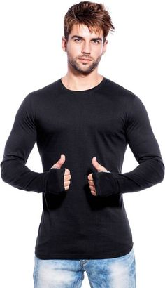 Flipkart has Metronaut, Lee & Smokestack Mens Full Sleeve T-Shirts on sale for Starts at Know More? Cheap Dresses Online, Online Dress Shopping, Well Dressed Men, Tshirts Online, Cool T Shirts, Men Sweater, T Shirts For Women, Long Sleeve, Mens Tops