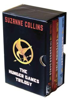 The Hunger Games Trilogy. Loved it! The characters and their whole story are great. Don't just get caught up in the love story. Remember who/what the real enemy/story is!