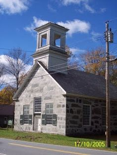 """VERMONT   l   Aleksandr Solzhenitsyn, Nobel prize winner and author of """"The Gulag Archipelago,"""" spent 18 years of his exile in Cavendish, Vermont. The town plans to turn an abandoned church into a museum for the author."""