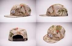 """""""Amazone"""" - Cap OLOW 5panels    Limited Edition"""
