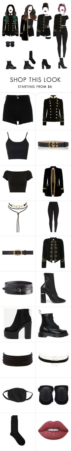 """G-1 _ HURT"" by xxeucliffexx ❤ liked on Polyvore featuring River Island, Denim & Supply by Ralph Lauren, Topshop, Gucci, Helmut Lang, Yves Saint Laurent, Charlotte Russe, A.P.C., Alexander McQueen and 3.1 Phillip Lim"