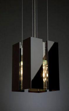 Contemporary pendant lamp QUARTET by Jan des Bouvrie