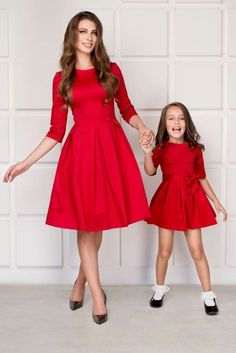 Kids Child Outfits Mother Daughter Dresses Clothes Mom Dress Mum Sister Baby Girl Dresses Mommy And Daughter Family Matching – fashion Mommy And Me Dresses, Mommy And Me Outfits, Mom Dress, Kids Outfits, Dress Red, Mother Daughter Dresses Matching, Mother Daughter Fashion, Matching Family Outfits, Matching Clothes