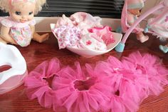 """Photo 6 of 59: Birthday """"TwoTwo's (tutus) & Baby Dolls"""" 