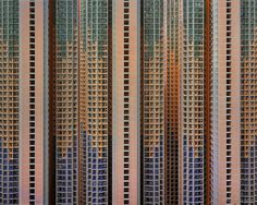Michael-Wolf Building group of Hong Kong