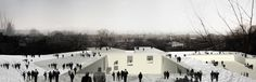 Propuesta para el Museo de Historia Polaco / Paiajes Emergentes