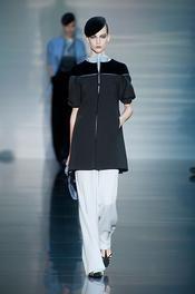 Défilé Giorgio Armani Privé Automne-hiver 2012-2013 Haute couture