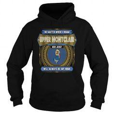 UPPER MONTCLAIR T Shirts, Hoodies. Get it now ==► https://www.sunfrog.com/LifeStyle/UPPER-MONTCLAIR-Black-Hoodie.html?57074 $38.95