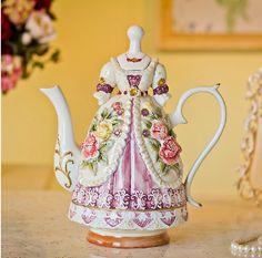 Aliexpress.com da dan deki avrupa ikindi çayı lüks İngiliz seramik çay seti cezve kahve fincanı seti ev dekorasyonu ücretsiz nakliye