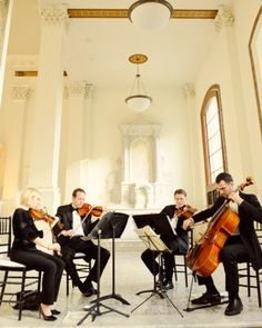 """See the """"Classical Ceremony Music"""" in our Formal Wedding Ideas gallery"""