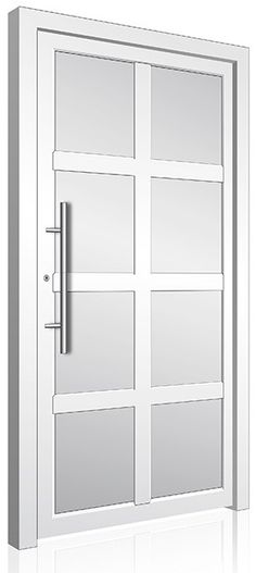 RK530 Contemporary Front Doors, Modern Front Door, Front Door Design, Modern Exterior Doors, Interior And Exterior, Aluminium Front Door, Doors Online, Pivot Doors, Beautiful Inside And Out