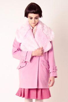 Coat St. Petesbourg 89,90 €