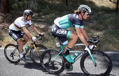 Tour of California 2018- Peter Sagan and Daniel Oss ( good friends) !