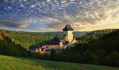 Karlštejn Royal Castle, Central Bohemia