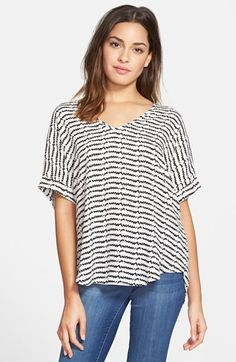 Free Shipping Get To Buy Fashion Style Womens Petite Cut Out T-shirt - 10 -12 Lands End Many Kinds Of For Sale Browse Sale Online Best Place ZzTwXP