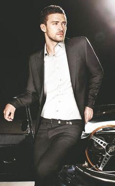 Justin Timberlake  2012 Givenchy Ads