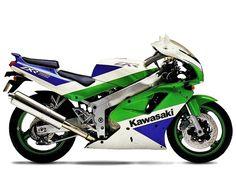 Kawasaki ZXR750 (1992)
