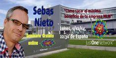 Lunes 1 de diciembre a las 22,30 horas de España https://www.facebook.com/events/801358523257674/ #MLM #multinivel #emprendedores #networking #NetworkMarketing #NegociosOnline #NegociosenInternet #NegociosPorInternet