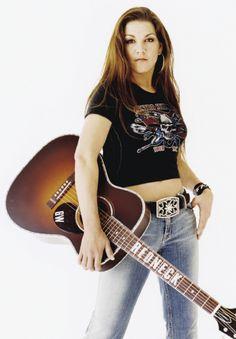 Gretchen Wilson The Redneck Woman Best Country Music, Hot Country Girls, Country Music Videos, Country Women, Country Music Stars, Celebrities Then And Now, Hottest Female Celebrities, Girl Celebrities, Celebs