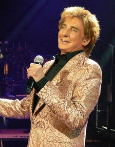 Barry Manilow turns 70 today, 2013!  Doesn't matter how old he is....I still love him!