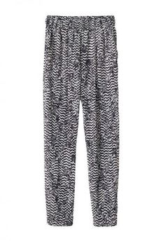 Pantalon ample imprimé Isabel Marant pour H&M - EN IMAGES. La collection Isabel Marant pour H&M - L'EXPRESS  80