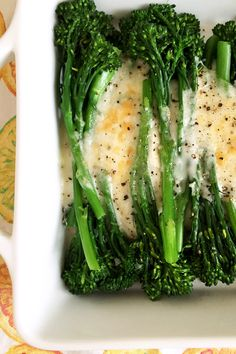 Even people who hate broccoli will love this easy recipe