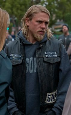 Charlie Hunnam. Women want him and men wanna be him.