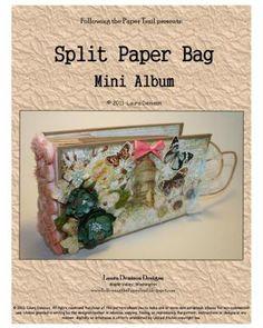split paper bag