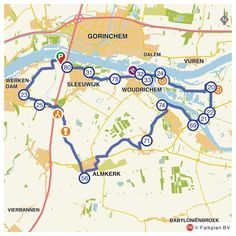 Walking Routes, Cycling Workout, Holland, Road Trip, Bicycle, Travel, Maps, Camper, Wanderlust