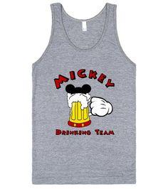 Disney Shirts, Disney Outfits, Disney Clothes, Disney Drinks, Drinking Around The World, Custom Made Shirts, Cute Tshirts, Disney Vacations, Tank Man