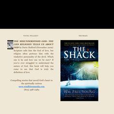 The Shack amazing story