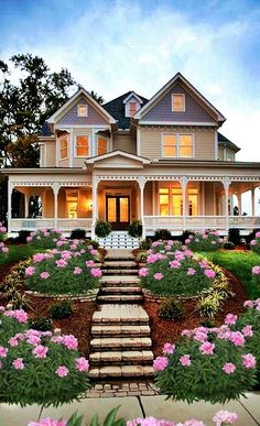 Victorian Style House Plan - 4 Beds 3.50 Baths 2772 Sq/Ft Plan #410 ...