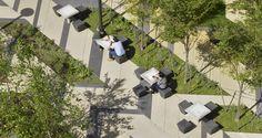 Mikyoung Kim Design -   Levinson PlazaMikyoung Kim Design - Landscape Architecture, Urban Planning, Site Art