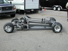 custom kart chassis - wow - how it should be