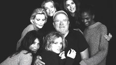Peter Lindbergh | The Reunion HERE IT IS THE REUNION FOR YOU TO WATCH AND PIN LOVE YOU ALL, BD