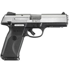 Ruger SR 45 home defense with S&W micro90 light.   Loading that magazine is a pain! Get your Magazine speedloader today! http://www.amazon.com/shops/raeind