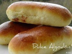 Bollicaos caseros Pizza, Hot Dog Buns, Chocolate, Bread, Anna Olson, Reyes, Industrial, Recipes, Molde