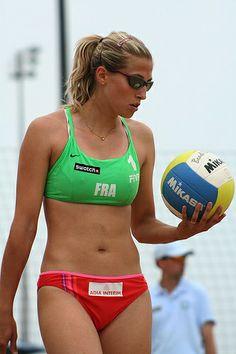 Ethel Arjona #sport #beach #volleyball www.bodybuildingtrainingsplan.net