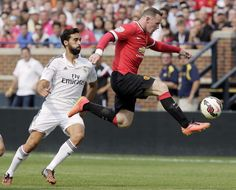 espn manchester united vs real madrid en vivo