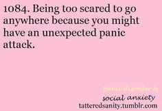 Yep, has happened to me at work. That was interesting... Horrible, in fact. I think the thing you have to remember is: Breathe. :) #Don'tPanic,Don'tPanic