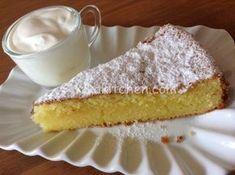 Plum Cake, Mocca, Dessert Recipes, Desserts, Cheesecakes, Biscotti, Vanilla Cake, Italian Recipes, Sweet Recipes