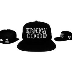 "UTKG ""Know Good"" Snapback Hat - UpTwoKnowGood.com"