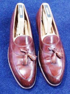 New Lingwood Tassel Loafers www.theshoesnobblog.com