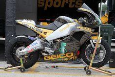 Photo Gallery: Buell's 1125R AMA Pro Daytona SportBike: Tires Heated