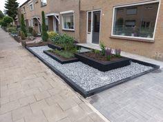 Cinder Block Garden, Curb Appeal, New Homes, Landscape, Elvis Presley, Outdoor Decor, House Ideas, Gardening, Home Decor