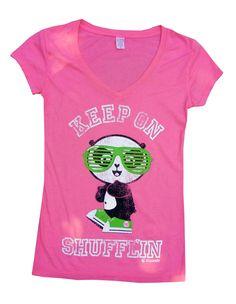 lil'panda keep shufflin junior tee Khol's The cutest panda in the world www.lilpanda.com