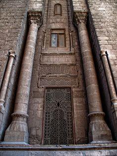 Al-Rifa'i Mosque, Cairo, 1869