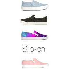 """Slip-on"" by missquiincytrendblog on Polyvore"