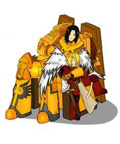 Emperor's Little Angel by Sallar47 on DeviantArt