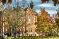 Fall Days at DePauw....ahhh to be in college again!